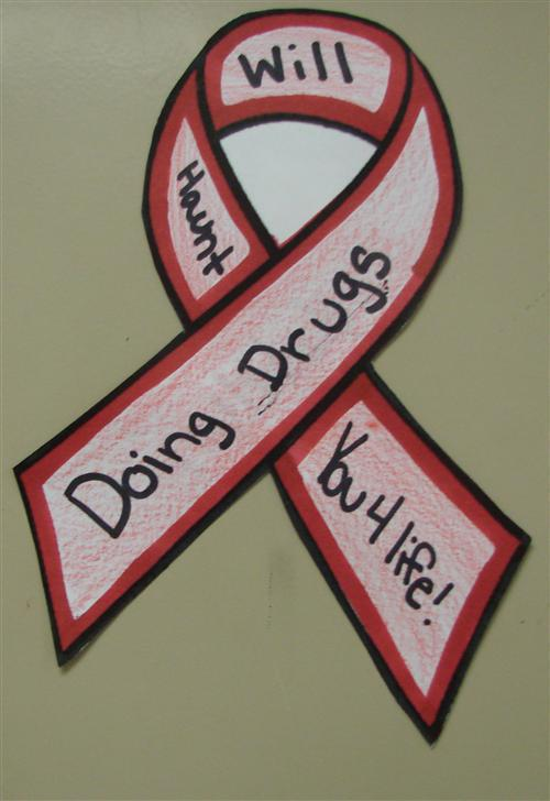 Pictures from RED RIBBON WEEK